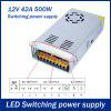 DC 12V 42A 500W Switching Power Supply Driver for LED Ribbon Light - WHITE GOLDEN