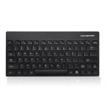 Motospeed 2.4G Wireless Keyboard And Mouse Combo Black