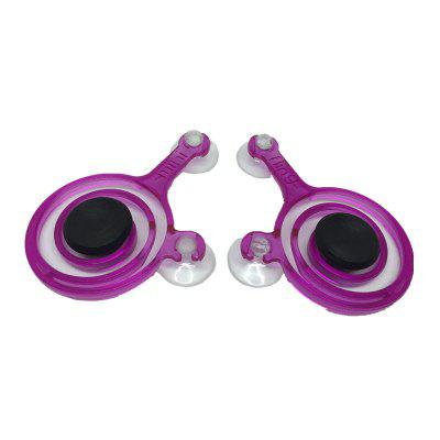 Mobile Game Joystick  Rocker Touch Screen Joypad Tablet Funny  Controller for Phone or Pad 2pcs