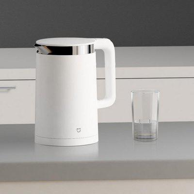 Original Xiaomi Mi Electric Water Kettle - 1.5LEletctic Kettle<br>Original Xiaomi Mi Electric Water Kettle - 1.5L<br><br>Brand: Xiaomi<br>Frequency: 50Hz<br>Material: PP, Stainless Steel, Electronic Components<br>Package Contents: 1 x Original Xiaomi Mi Electric Kettle, 1 x Charging Base<br>Package size (L x W x H): 25.00 x 16.00 x 26.00 cm / 9.84 x 6.3 x 10.24 inches<br>Package weight: 1.610 kg<br>Power (W): 1800W<br>Product weight: 1.240 kg<br>Voltage (V): 220V<br>Water Tank Capacity (ml): 1.5L