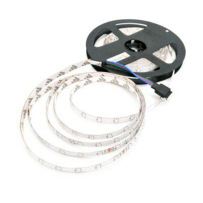 ZDM 2PCS 300 x 2835 RGB Impermeabile LED Strip Flessibile Light 44Key Telecomando IR12V 3A Alimentazione