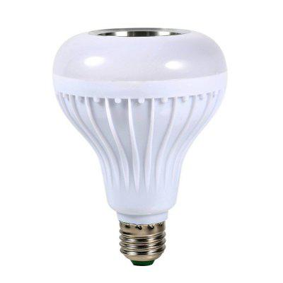 KWB LED RGBW Color Bulb Light E27 Bluetooth Control Smart Music Audio Speaker Lamps