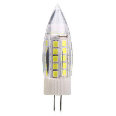 Buy WHITE LIGHT 10PCS 10PCS G4 6W SMD 2835 420Lm LED Candle Light for $25.89 in GearBest store
