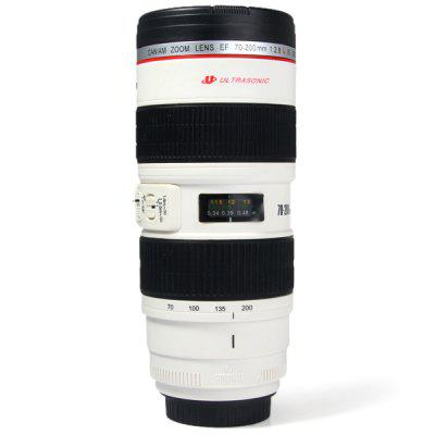 ... Caniam 2 In 1 Camera Lens Cup Mug Cups With EF 70   200mm F/ ... Photo