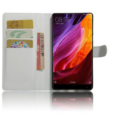 Luanke Premium PU Leather + TPU Flip Cover для Xiaomi Mi Mix