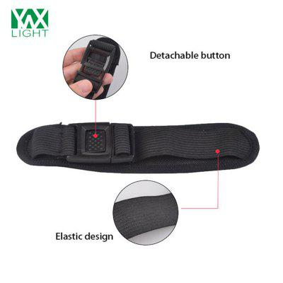 YWXLight LED Sports Armband Running Light Flashing Safety Light for Jogging or CyclingNovelty lighting<br>YWXLight LED Sports Armband Running Light Flashing Safety Light for Jogging or Cycling<br><br>Available Light Color: Pink,White,Red,Blue,Green,Purple,Orange,Yellow<br>Color Temperature or Wavelength: -<br>Features: Easy to use<br>Function: Home Lighting<br>Holder: Other<br>Luminous Flux: 200 - 250 LM<br>Output Power: 2.5W<br>Package Contents: 1 x YWXLight LED Slap Armband Light<br>Package size (L x W x H): 16.80 x 4.70 x 1.20 cm / 6.61 x 1.85 x 0.47 inches<br>Package weight: 0.0220 kg<br>Product size (L x W x H): 16.50 x 4.50 x 1.00 cm / 6.5 x 1.77 x 0.39 inches<br>Product weight: 0.0200 kg<br>Sheathing Material: Acrylic<br>Voltage (V): DC 5V