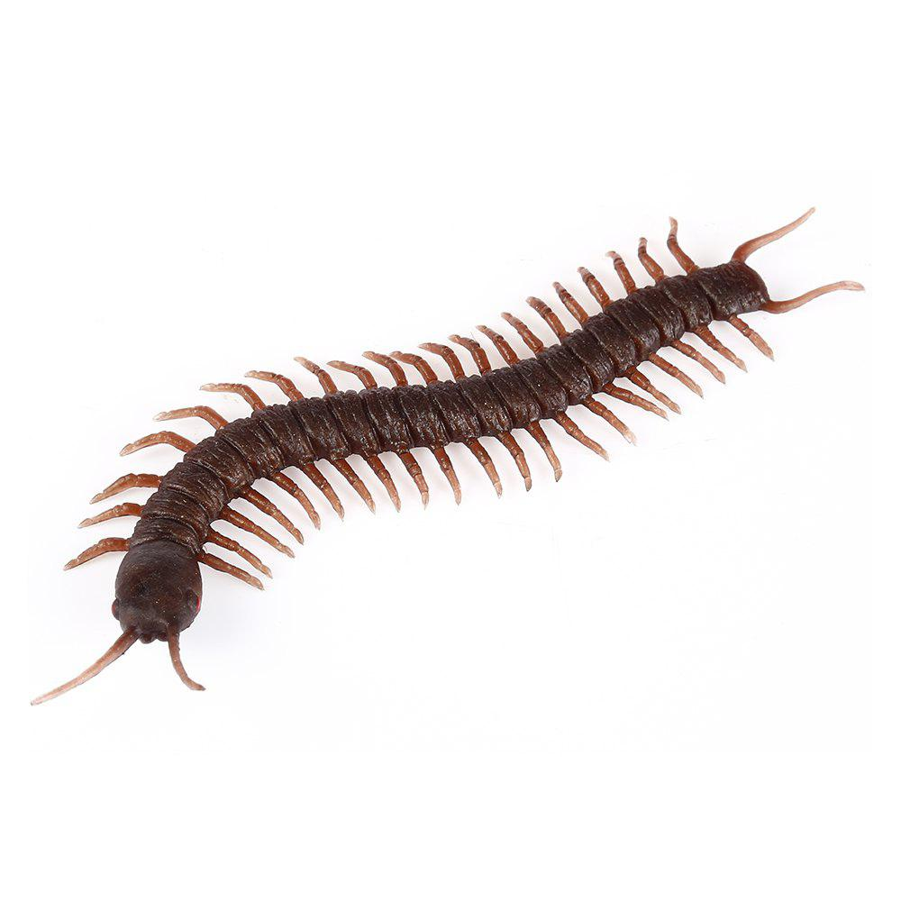 Scary Centipede Style Insect Plaything Toy - 1pc / set