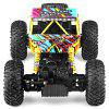 WLtoys 18428 - C 1:18 2.4GHz Off-road RC Car - RTR - YELLOW