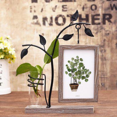 Personality Ornaments Hanging Double-sided Photo Frame