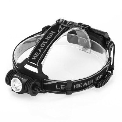 LED Headlamp USB Charging CREE R5 for Hiking Hunting