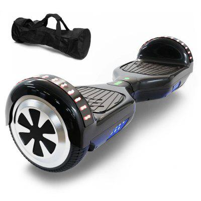 I3 6.5 inch Self Balancing Scooter with Horse Running Light self balancing two wheeled robot