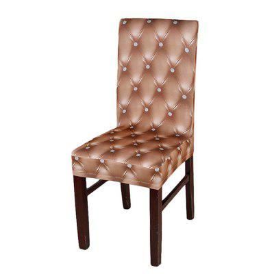 3D Polyester Spandex Stretch Cloth Dust-proof Chair Cover