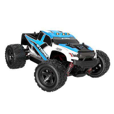 18301 1:18 4WD High-speed Big Foot Off-road RC Racing Car