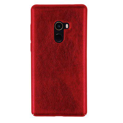 Luanke Shatter-resistant Protective Case for Xiaomi Mi Mix 2iPhone Cables &amp; Adapters<br>Luanke Shatter-resistant Protective Case for Xiaomi Mi Mix 2<br><br>Brand: Luanke<br>Features: Anti-knock, Back Cover, Dirt-resistant<br>Mainly Compatible with: Xiaomi<br>Material: PU Leather, PC<br>Package Contents: 1 x Case<br>Package size (L x W x H): 21.00 x 12.00 x 2.20 cm / 8.27 x 4.72 x 0.87 inches<br>Package weight: 0.0300 kg<br>Product Size(L x W x H): 15.80 x 8.40 x 0.80 cm / 6.22 x 3.31 x 0.31 inches<br>Product weight: 0.0180 kg<br>Style: Modern
