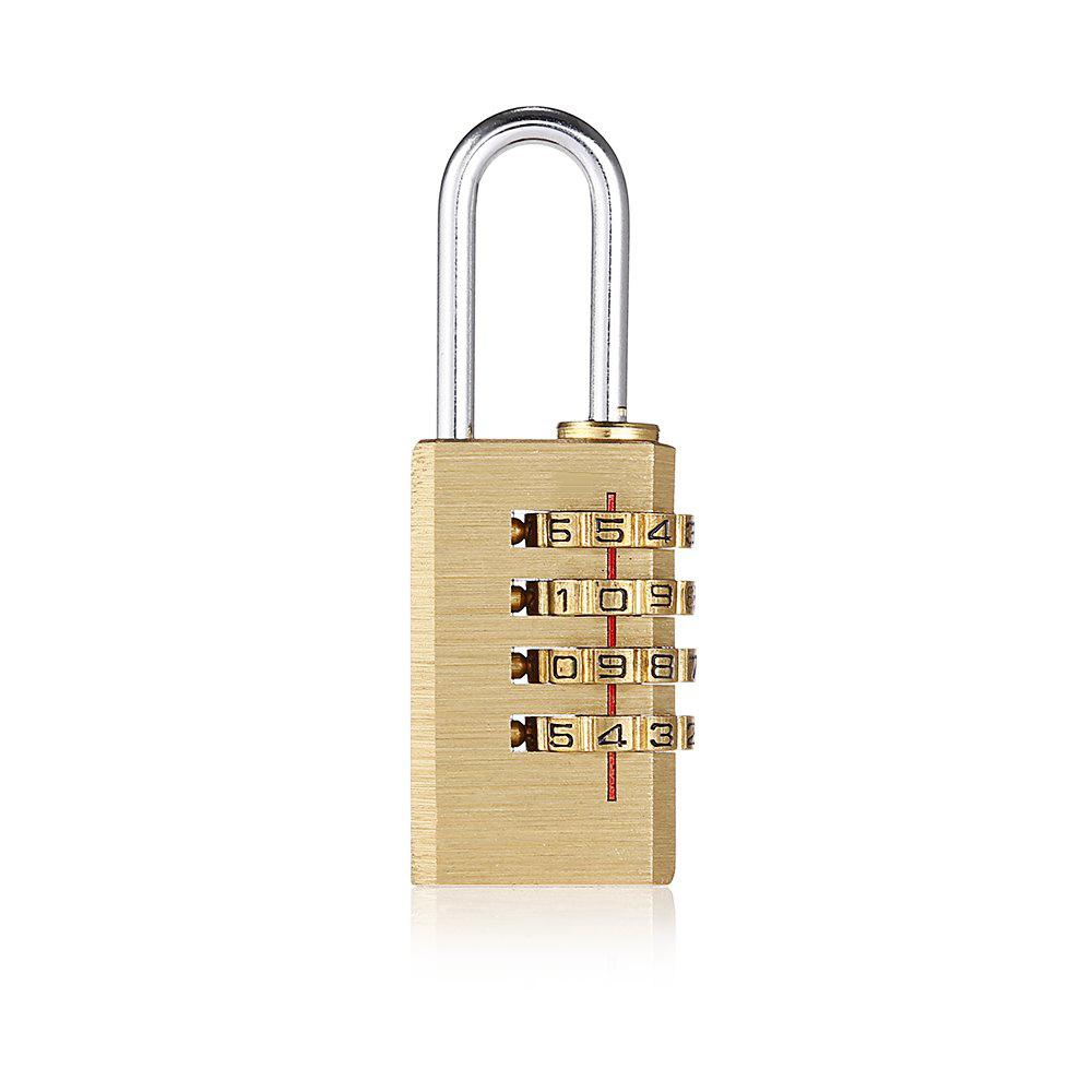 4 Digit Mini Travel Lock Password Luggage Padlock 280 Free Combination Using Pic16f84 Shipping Gearbestcom Mobile