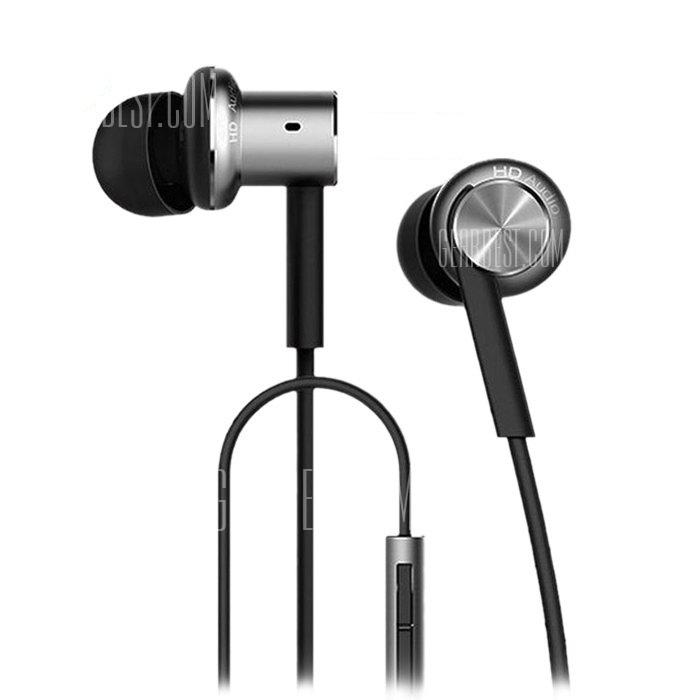 Bons Plans Gearbest Amazon - Xiaomi Mi IV Hybrid Dual Drivers Casque-audio Built in Mic