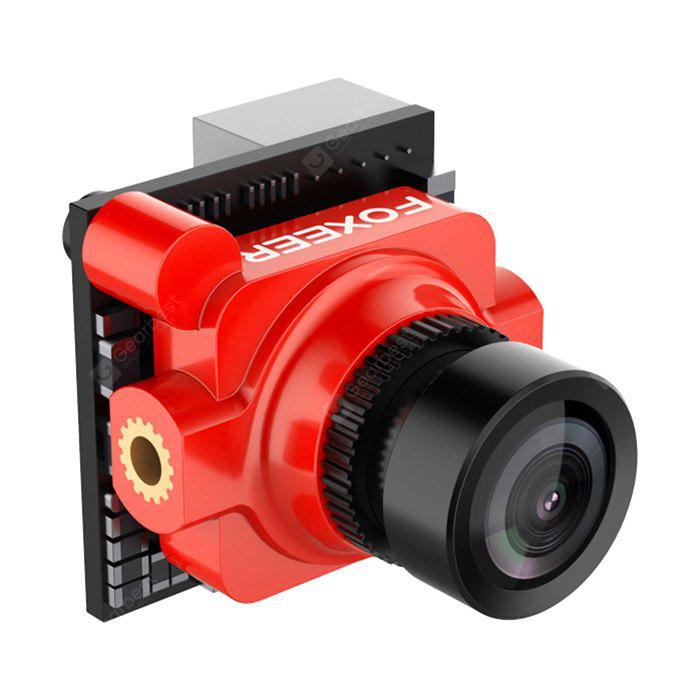 Foxeer Arrow Micro Pro CCD 2.1mm 600TVL PAL FPV Camera RED