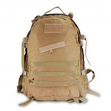 45L Tactical Backpack MOLLE Water-resistant Climbing Bag