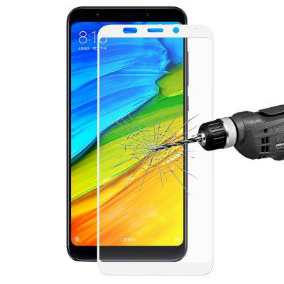 Hat - Prince Full Tempered Glass Protective Film for Xiaomi Redmi 5