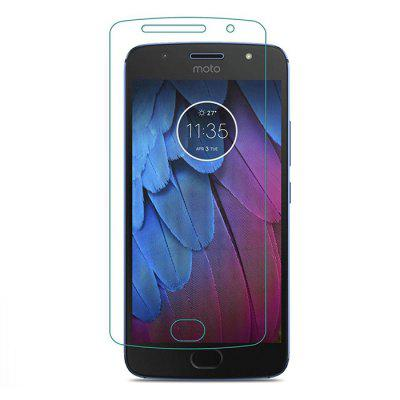 Naxtop Tempered Glass Screen Protector for Moto G5S 2PCS