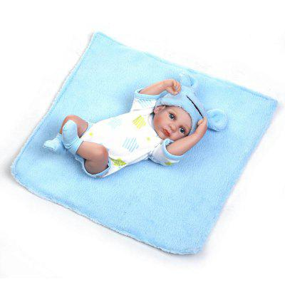 NPK Emulate Reborn Shower Baby Doll Stuffed Toy Sleep Helper
