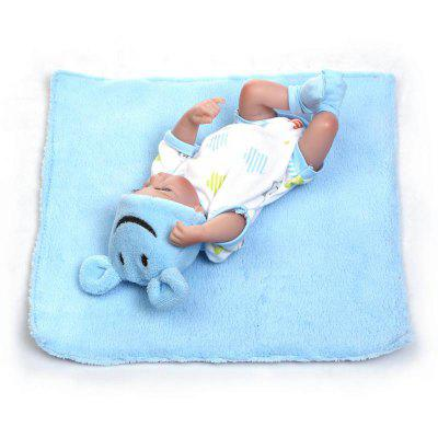 NPK Emulate Reborn Shower Baby Doll Stuffed Toy Sleep HelperStuffed Cartoon Toys<br>NPK Emulate Reborn Shower Baby Doll Stuffed Toy Sleep Helper<br><br>Features: Sleep Helping, Stuffed and Plush<br>Materials: Cloth, Silica Gel<br>Package Contents: 1 x Baby Doll, 1 x Mat<br>Package size: 28.00 x 15.00 x 10.50 cm / 11.02 x 5.91 x 4.13 inches<br>Package weight: 0.6000 kg<br>Product size: 25.00 x 12.00 x 4.00 cm / 9.84 x 4.72 x 1.57 inches<br>Product weight: 0.5000 kg<br>Series: Reborn Doll<br>Theme: Baby Doll,Leisure