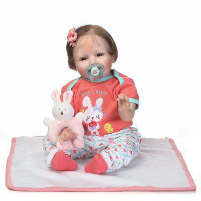 NPK Emulate Reborn Baby Doll Gift Stuffed Toy
