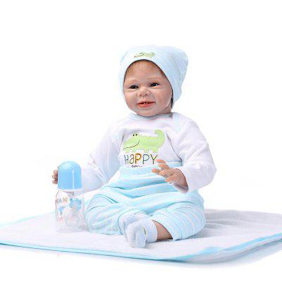 NPK Emulate Cute Reborn Baby Doll Stuffed Toy