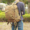 45L Tactical Backpack MOLLE Water-resistant Climbing Bag - SOIL