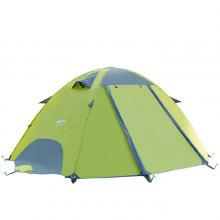 Double Layers Camping Tent for 2 - 3 Persons