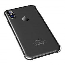 Rock Ultra-thin Scratch-resistant Cover Case for iPhone X