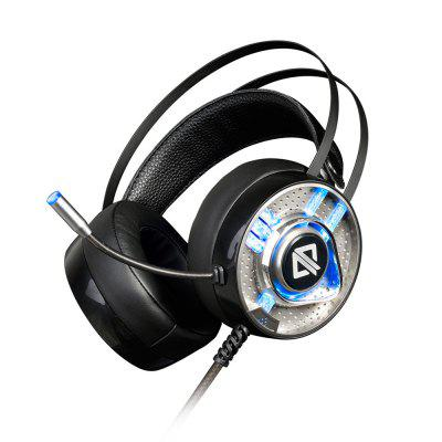 Ajazz ax360 7.1 3.5mm Stereo Over-ear Wired Gaming Headset