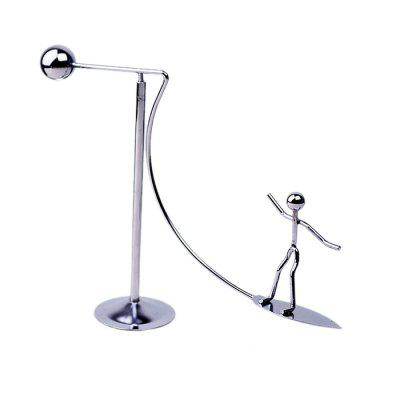 Balancing Man Stress Relief Science Physics Toy Gift