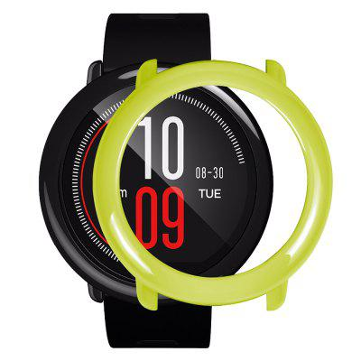 TAMISTER Full Coverage PC Bumper Case for Huami AmazfitSmart Watch Accessories<br>TAMISTER Full Coverage PC Bumper Case for Huami Amazfit<br><br>Brand: TAMISTER<br>Compatible with: Huami Amazfit<br>Package Contents: 1 x Watch Case<br>Package size: 8.50 x 6.80 x 1.40 cm / 3.35 x 2.68 x 0.55 inches<br>Package weight: 0.1001 kg<br>Product size: 4.80 x 4.80 x 1.20 cm / 1.89 x 1.89 x 0.47 inches<br>Product weight: 0.0001 kg<br>Type: Case