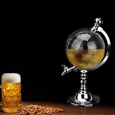 Creativo Globe Beer Drink Faucet Wine Pourer Dispenser
