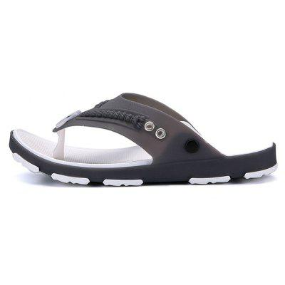 Men Stylish Beach Water Anti-slip Flip-flops SlippersMens Sandals<br>Men Stylish Beach Water Anti-slip Flip-flops Slippers<br><br>Closure Type: Slip-On<br>Contents: 1 x Pair of Shoes<br>Function: Slip Resistant<br>Materials: Rubber, PU<br>Occasion: Shopping, Party, Outdoor Clothing, Holiday, Beach, Rainy Day, Casual, Daily<br>Outsole Material: Rubber<br>Package Size ( L x W x H ): 28.00 x 13.00 x 5.00 cm / 11.02 x 5.12 x 1.97 inches<br>Package weight: 0.4600 kg<br>Product weight: 0.4500 kg<br>Seasons: Spring,Summer<br>Style: Modern, Leisure, Fashion, Comfortable, Casual<br>Toe Shape: Open Toe<br>Type: Slippers<br>Upper Material: PU