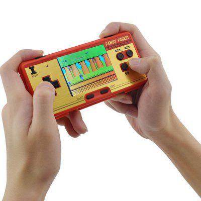 Handheld Game Console With 3 inch LCD Screen - COLORMIX