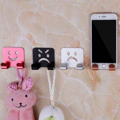Adhesive Hook Waterproof Hanger 4PCS