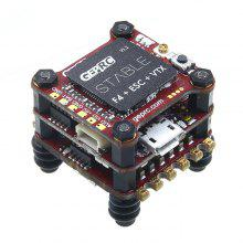 GEPRC Stable Mini Fly Tower F4 Flight Controller 12A ESC VTX