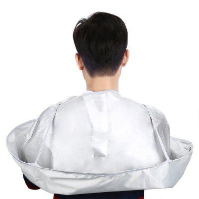 Hair Cutting Cloak Umbrella Cape for AdultHair Care<br>Hair Cutting Cloak Umbrella Cape for Adult<br><br>Contents: 1 x Hair Cutting Cloak Umbrella Cape<br>Package Size(L x W x H): 30.00 x 30.00 x 2.00 cm / 11.81 x 11.81 x 0.79 inches<br>Package Weights: 0.105kg<br>Product Weights: 0.070kg