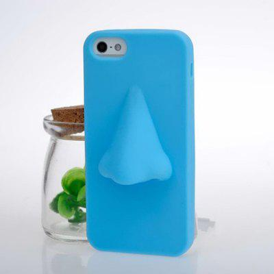 Silicone Phone Cover Case for iPhone 5 / 5S / SE