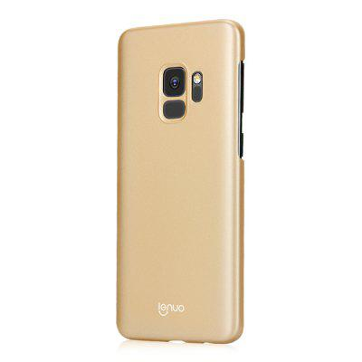 LENUO Anti-fingerprint Full Back Case for Samsung Galaxy S9Samsung S Series<br>LENUO Anti-fingerprint Full Back Case for Samsung Galaxy S9<br><br>Brand: LENUO<br>Features: Anti-knock, Back Cover, Dirt-resistant<br>Material: PC<br>Package Contents: 1 x Case<br>Package size (L x W x H): 18.00 x 10.00 x 2.00 cm / 7.09 x 3.94 x 0.79 inches<br>Package weight: 0.0780 kg<br>Product Size(L x W x H): 14.80 x 6.90 x 0.85 cm / 5.83 x 2.72 x 0.33 inches<br>Product weight: 0.0160 kg<br>Style: Modern