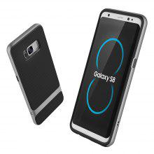 Rock Scratch-resistant Back Case for Samsung Galaxy S8