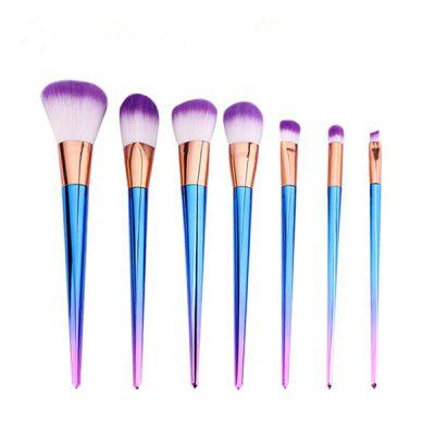 Makeup Brushes Contour Powder Cosmetic Tool 7PCS