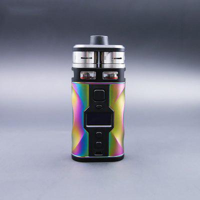 TESLA  CP Couples Kit for E CigaretteMod kits<br>TESLA  CP Couples Kit for E Cigarette<br><br>Atomizer: Other Atomizers<br>Battery Form Factor: 18650<br>Battery Quantity: 2pcs (not included )<br>Brand: Tesla<br>Material: Glass, Stainless Steel, Zinc Alloy<br>Mod Type: Temperature Control Mod<br>Package Contents: 1 x Mod, 2 x RDA, 4 x 0.3 ohm Coil, 12 x O-ring, 1 x Wrench, 8 x Screw, 1 x Cotton, 1 x English User Manual<br>Package size (L x W x H): 14.00 x 7.00 x 5.00 cm / 5.51 x 2.76 x 1.97 inches<br>Package weight: 0.4400 kg<br>Product size (L x W x H): 12.50 x 5.50 x 2.80 cm / 4.92 x 2.17 x 1.1 inches<br>Product weight: 0.2950 kg<br>Temperature Control Range: 200 - 600 Deg.F / 100 - 300 Deg.C
