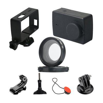 7 in 1 Action Camera Accessories Set for YI Lite / 4K / 4K Plus