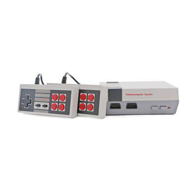 Mini TV Handheld Retro 620 Video Game ConsoleGame Controllers<br>Mini TV Handheld Retro 620 Video Game Console<br><br>Appliable Crowd: Unisex, Unisex<br>Materials: Plastic, Plastic<br>Nature: Anime, Anime<br>Package Contents: 1 x Retro Classic Gaming Console , 2 x Controllers , 1 x Power Supply , 1 x AV Cable, 1 x Retro Classic Gaming Console , 2 x Controllers , 1 x Power Supply , 1 x AV Cable<br>Package size: 22.00 x 16.50 x 7.50 cm / 8.66 x 6.5 x 2.95 inches, 22.00 x 16.50 x 7.50 cm / 8.66 x 6.5 x 2.95 inches<br>Package weight: 0.5200 kg, 0.5200 kg<br>Product weight: 0.1450 kg, 0.1450 kg