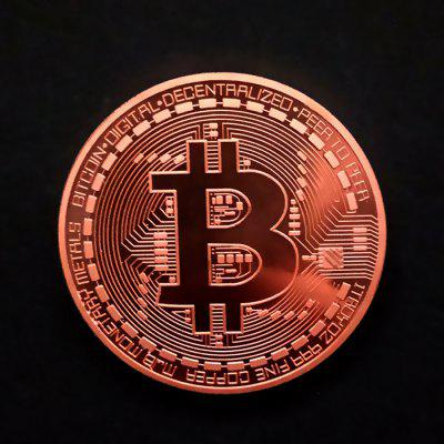 Zinc Alloy Bitcoin for Memory 3pcsNovelty Toys<br>Zinc Alloy Bitcoin for Memory 3pcs<br><br>Features: Creative Toy<br>Materials: Zinc Alloy<br>Package Contents: 3 x Coin Toy<br>Package size: 8.00 x 6.00 x 1.50 cm / 3.15 x 2.36 x 0.59 inches<br>Package weight: 0.1000 kg<br>Product size: 4.00 x 4.00 x 0.30 cm / 1.57 x 1.57 x 0.12 inches<br>Product weight: 0.0300 kg<br>Series: Entertainment<br>Theme: Other