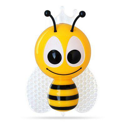 Bee Style Night Light Creative Mini LED-lamp