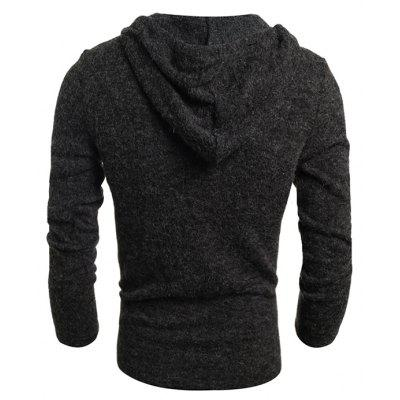 Men Stylish Splicing Long Sleeves Hooded SweaterMens Sweaters &amp; Cardigans<br>Men Stylish Splicing Long Sleeves Hooded Sweater<br><br>Material: Cotton, Polyester<br>Occasion: Daily Use, Going Out<br>Package Contents: 1 x Sweater<br>Package size: 30.00 x 20.00 x 2.00 cm / 11.81 x 7.87 x 0.79 inches<br>Package weight: 0.3200 kg<br>Product weight: 0.2900 kg<br>Style: Casual, Sports